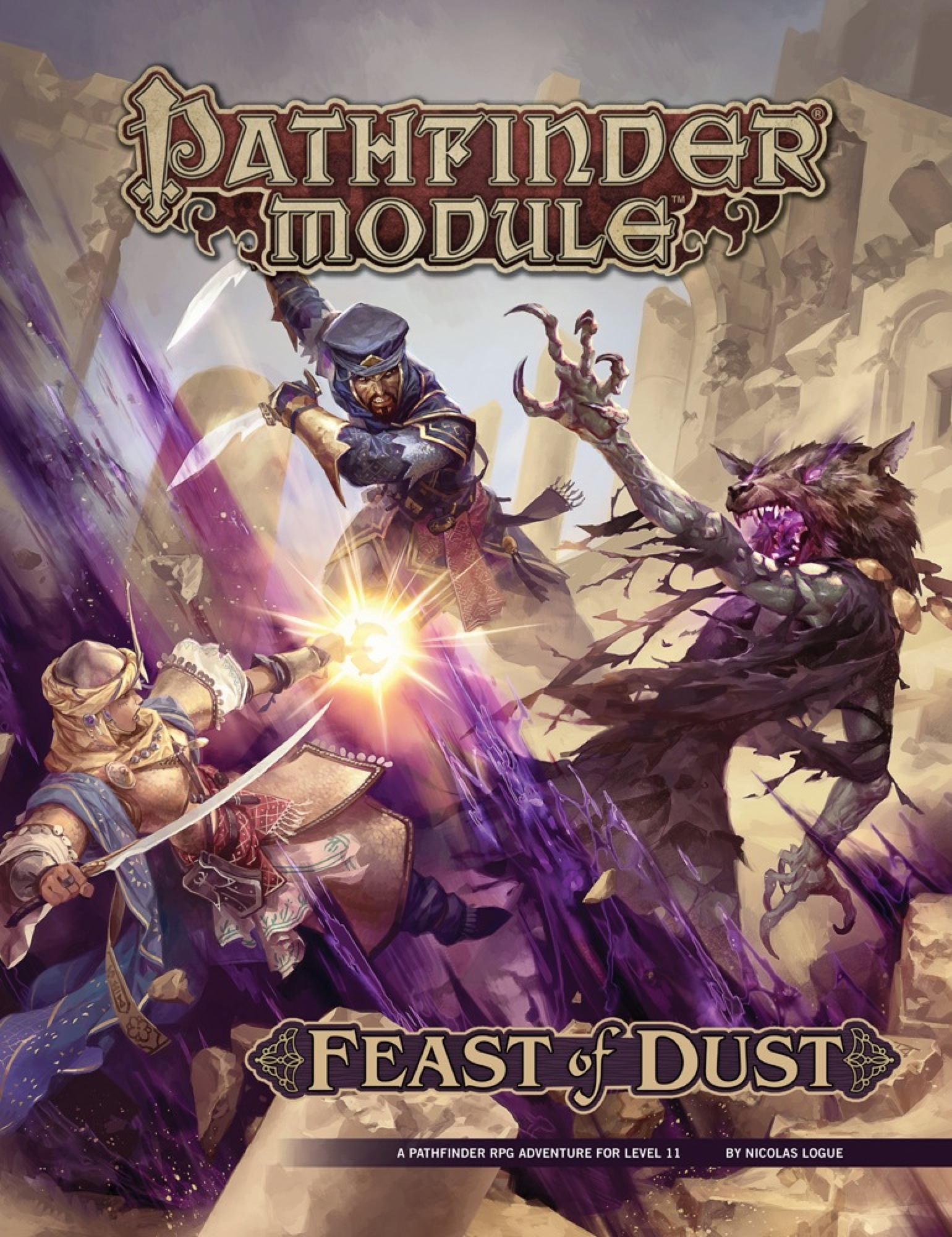 Cover of Feast of Dust