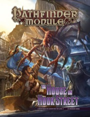 Pathfinder Module: The House on Hook Street (PFRPG)