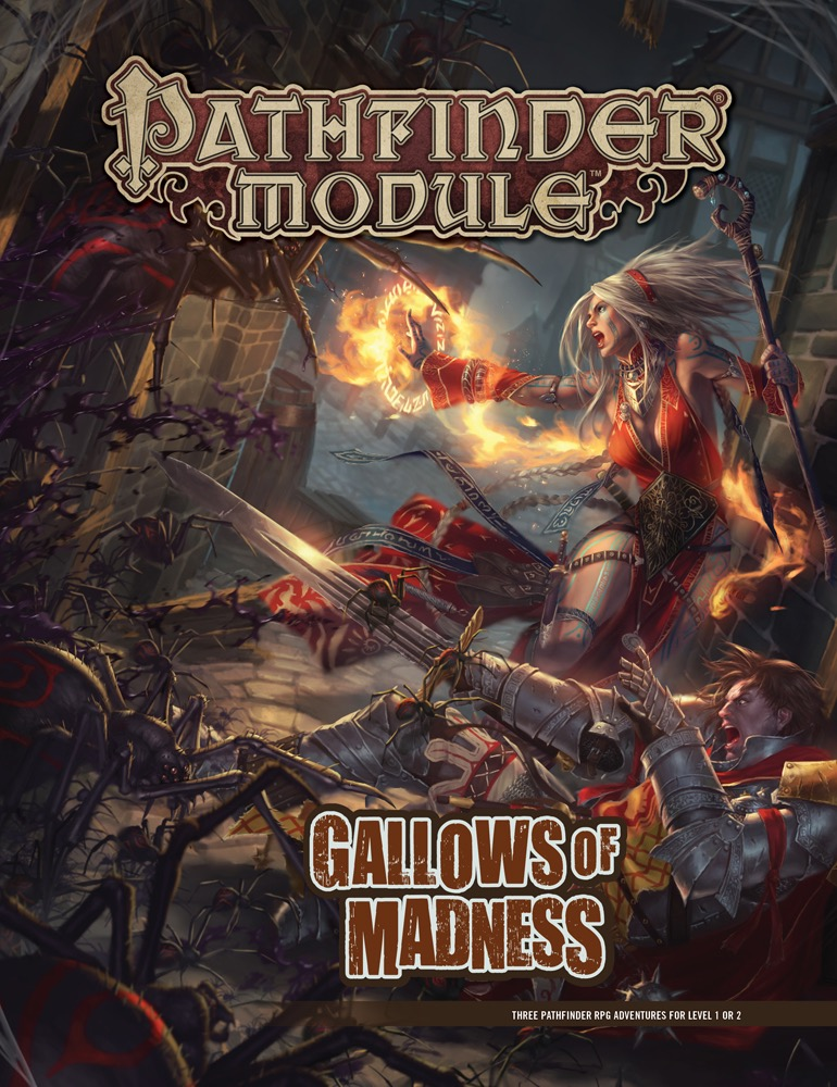 Cover of Gallows of Madness