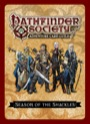 Pathfinder Society Adventure Card Guild: Season of the Shackles Cards