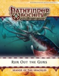Pathfinder Society Adventure Card Guild Adventure #0-5—Run Out the Guns PDF