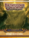Pathfinder Society Adventure Card Guild Adventure #3-6: Destruction Descending PDF