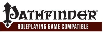 Pathfinder Roleplaying Game Compatibility Logo