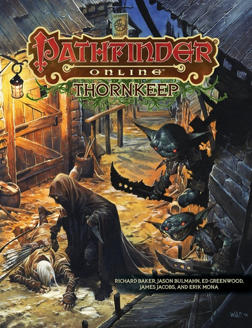 Cover of Thornkeep