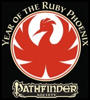 Pathfinder Society: Year of the Ruby Phoenix T-Shirt