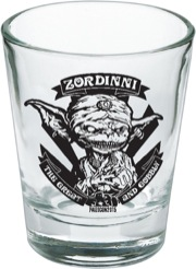 PaizoCon 2015 Shot Glass