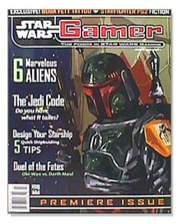 Star Wars Gamer Issue #1