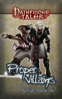Pathfinder Tales: Proper Villains ePub