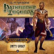 Pathfinder Legends—Mummy's Mask #2: Empty Graves