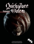 Monster of the Month: Quicksilver Golem (PFRPG) PDF