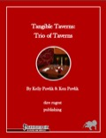 Tangible Taverns: Trio of Taverns (PFRPG) PDF