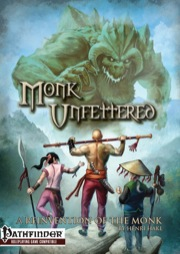 Monk Unfettered (PFRPG) PDF