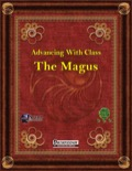 Advancing with Class: The Magus (PFRPG) PDF