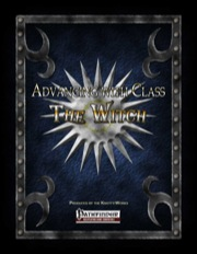 Advancing with Class: The Witch (PFRPG) PDF