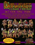 Darkfast Classic Fantasy, Set One: Orc Tribe PDF