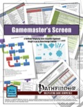 Gamemaster's Screen (PFRPG) PDF