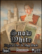 Snow White – Digital Art & Map Pack (PFRPG) PDF