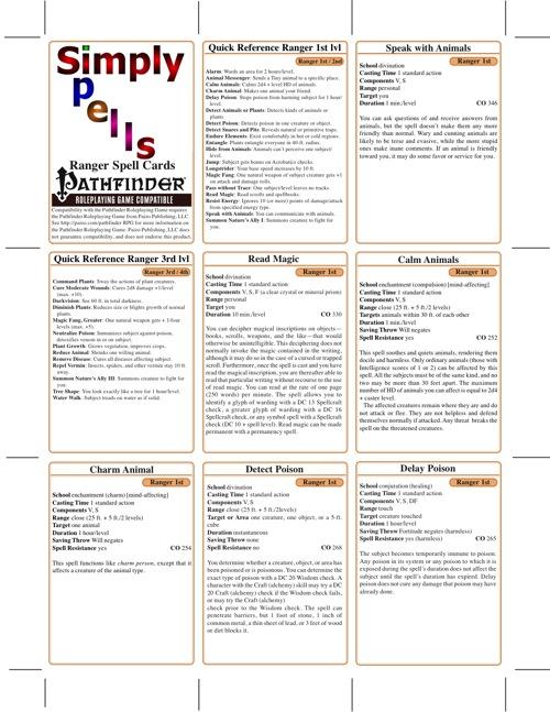 white magic spells pdf