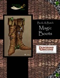 Buck-A-Batch: Magic Boots (4E) PDF