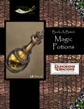 Buck-A-Batch: Magic Potions (4E) PDF