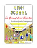 High School: The Game of Lower Education PDF