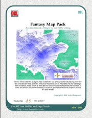 Fantasy Map Pack PDF