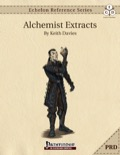 Echelon Reference Series: Alchemist Extracts (PRD-Only) PDF