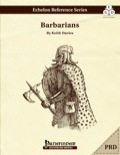 Echelon Reference Series: Barbarian (PFRPG) PRD PDF