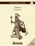 Echelon Reference Series: Cleric (PFRPG) PRD PDF