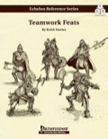 Echelon Reference Series: Teamwork Feats (PFRPG) PDF
