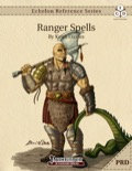 Echelon Reference Series: Ranger Spells (PRD-Only) PDF