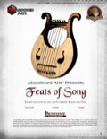 Feats of Song (PFRPG) PDF
