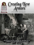 Fat Goblin Games Presents: Creating New Armors (PFRPG) PDF