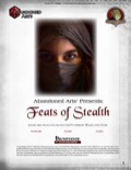 Feats of Stealth (PFRPG) PDF