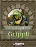 Astonishing Races: Grippli (PFRPG) PDF
