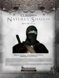 CLASSifieds: Nature's Shadow, Ninja Archetype (PFRPG) PDF