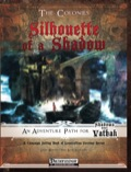 Shadows Over Vathak—Colonies: Silhouette of a Shadow (PFRPG) PDF