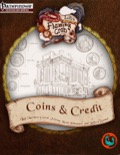 Letters from the Flaming Crab: Coins & Credit (PFRPG) PDF