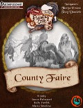 Letters from the Flaming Crab: County Faire (PFRPG) PDF
