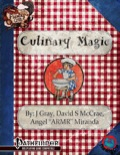 Letters from the Flaming Crab: Culinary Magic (PFRPG) PDF