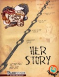 Letters from the Flaming Crab: Her Story (PFRPG) PDF