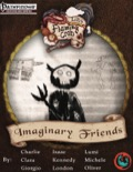 Letters from the Flaming Crab: Imaginary Friends (PFRPG) PDF