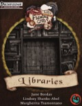 Letters from the Flaming Crab: Libraries (PFRPG) PDF