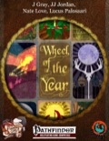 Letters from the Flaming Crab: Wheel of the Year (PFRPG) PDF