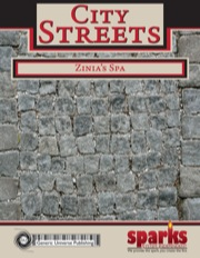 City Streets: Zinia's Spa PDF