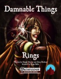 Damnable Things: Rings (PFRPG) PDF