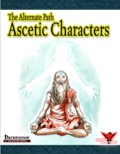 Alternate Paths: Ascetic Characters (PFRPG) PDF