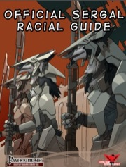 Official Sergal Racial Guide (PFRPG) PDF