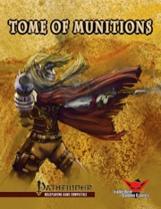 Tome of Munitions (PFRPG) PDF