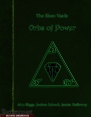 The Ebon Vault: Orbs of Power (PFRPG) PDF